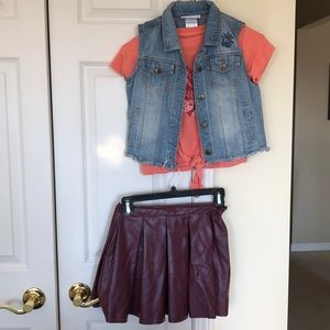 American Girl Tenny outfit